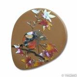 Raden Lacquerware Mirror / Maple