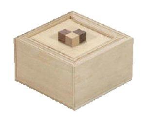 Photo1: Karakuri Self-Assembly Kit: Spin Box