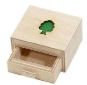 Photo1: Karakuri Self-Assembly Kit: Ninja Box