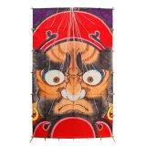Japanese Edo Kites /  Daruma