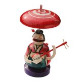 Spinning Tops / Samisen Player