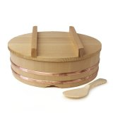 Wooden Containers and Tableware / Wooden Server Set