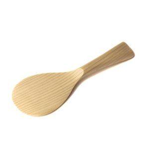 Photo2: Wooden Containers and Tableware / Wooden Container with Spatula