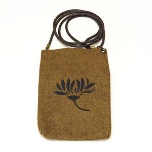 "Photo1: Tote Bags /  Edo Tote Pouch: ""Chrysanthemum"""