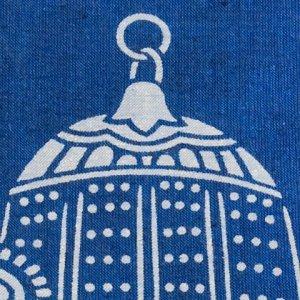 """Photo2: Tote Bags /  Edo Tote Sack: """"Bell"""""""