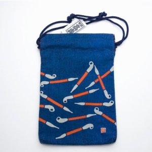 """Photo1: Tote Bags /  Edo Tote Sack: """"Pipes"""""""