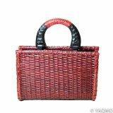 Rattan Bags / Mat Weave Handbag