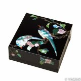Raden Lacquerware Jewelry Box / Sal Tree