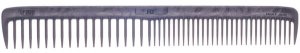 Photo1: Medium and Wide Tooth Fluorine-Carbon Hair Comb