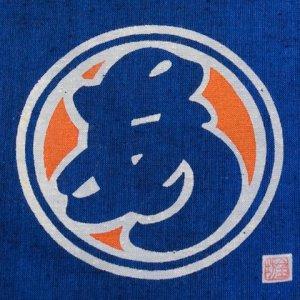 """Photo2: Tote Bags /  Edo Tote Sack: """"Circle-A"""""""