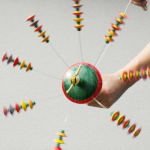 Photo4: Spinning Tops / Cherry Tree