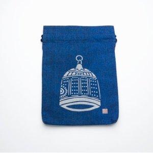 """Photo1: Tote Bags /  Edo Tote Sack: """"Bell"""""""