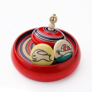 Photo1: Spinning Tops / Tortoise and Hare