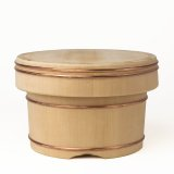 Wooden Containers and Tableware / Wooden Container