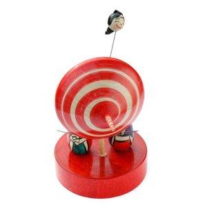 Photo2: Spinning Tops / Lovey-Dovey Umbrella