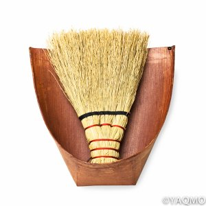 Photo1: Brooms /  Whisk Broom & Dustpan (small)