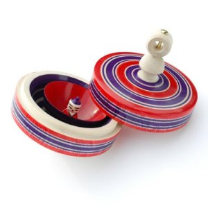 Photo1: Spinning Tops / Flying Saucer