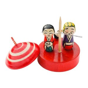Photo1: Spinning Tops / Lovey-Dovey Umbrella