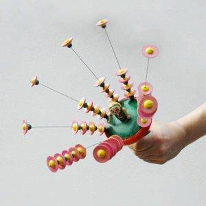 Photo3: Spinning Tops / Cherry Tree