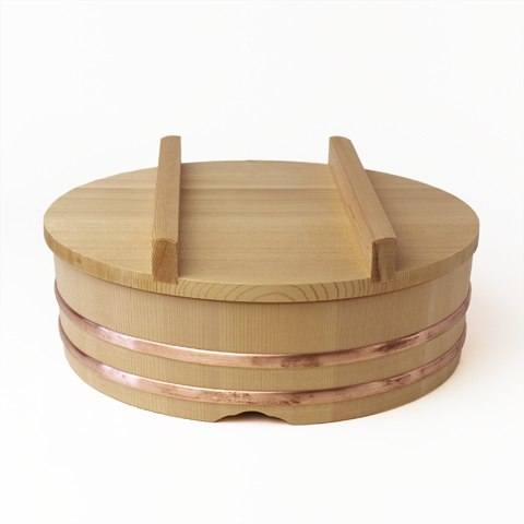 Photo1: Wooden Containers and Tableware / Wooden Server