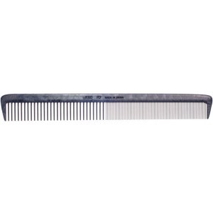 Photo: Fine and Medium Tooth Fluorine-Carbon Hair Comb