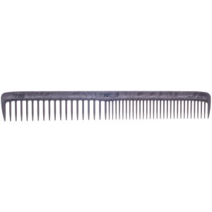 Photo: Medium and Wide Tooth Fluorine-Carbon Hair Comb
